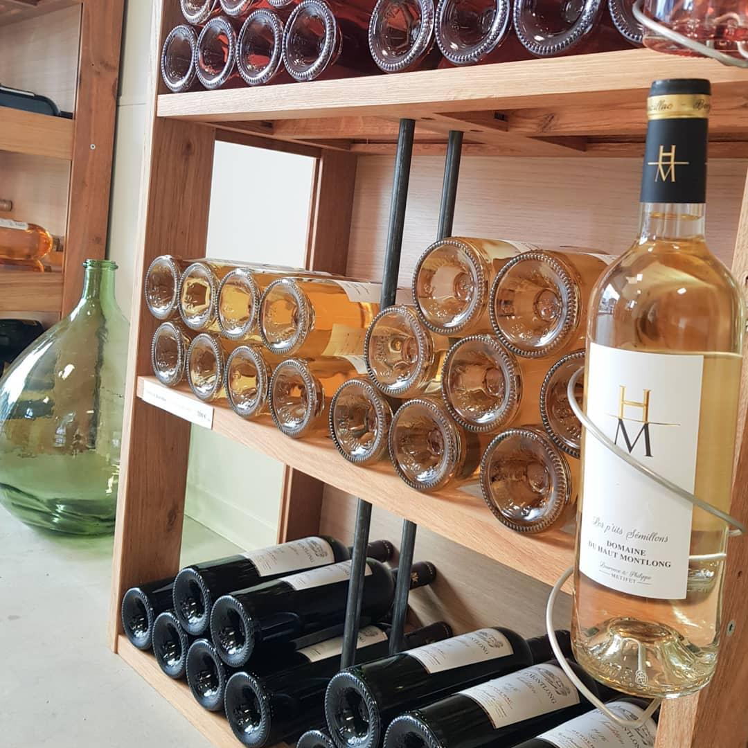 vignerons indépendants à Pomport: Vin blanc, rosé et liquoreux