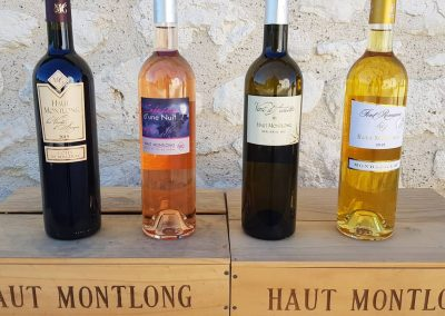 Les vins Haut Montlong