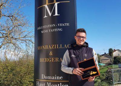Bienvenue au Domaine Haut Montlong