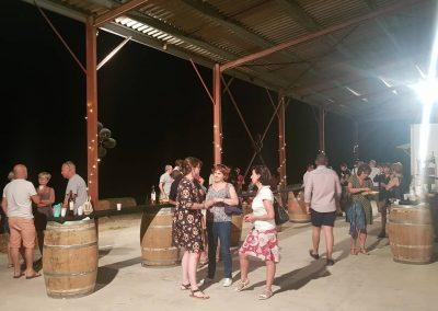 Visite et dégustation domaine viticole haut montlong