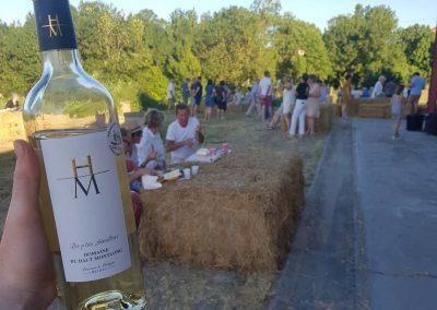 Vin blanc sec Haut Montlong